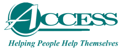 Access new logo