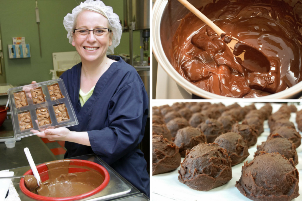 Workshop: Learn How to Make Chocolate Truffles