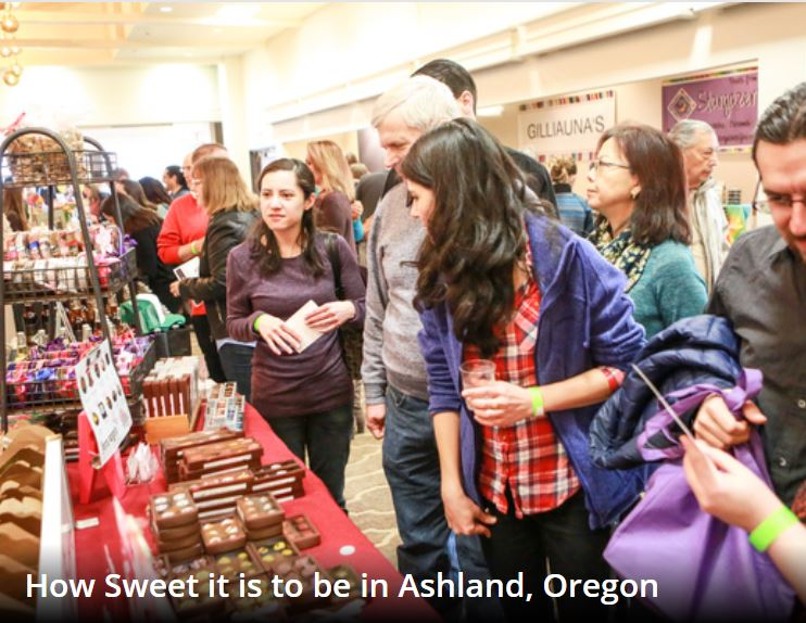Oregon Chocolate Festival