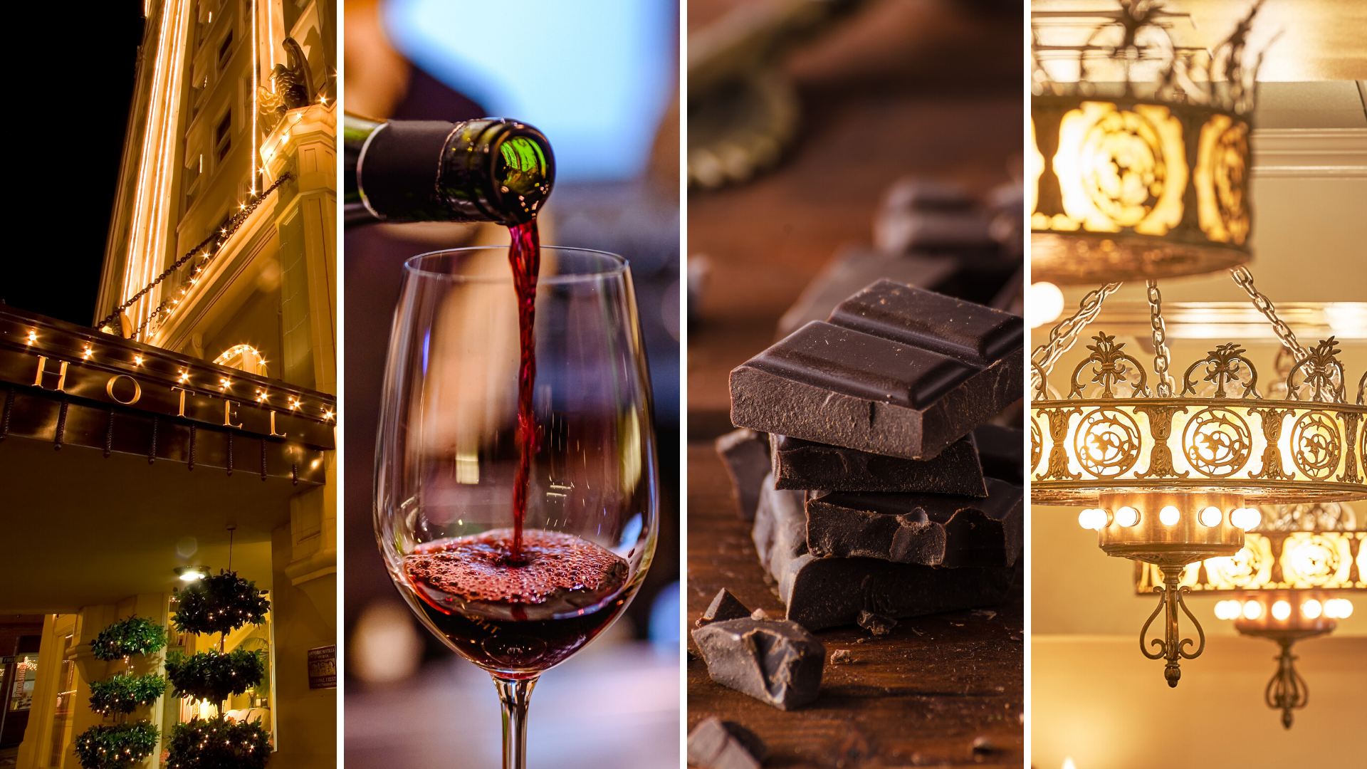 Chocolate Makers Wine Dinner